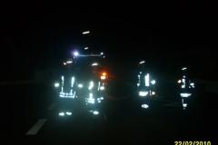 """Einsatz """"Ölspur"""" am 22.02.2010"""