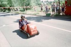 Seifenkistenrennen in Nieder-Ramstadt am 02.06.2002