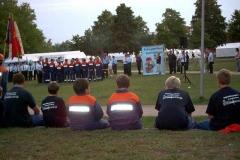 Kreisjugendfeuerwehrtag vom 16. - 18.07.2004 in Darmstadt