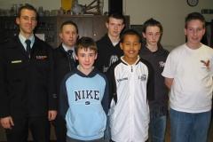 Jahreshauptversammlung der Jugendfeuerwehr am 02.03.2007