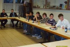 Jahreshauptversammlung der Jugendfeuerwehr am 27.02.2009