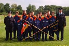 Bundeswettbewerb-Kreisentscheid am 01.06.2008 in Reinheim