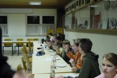 Jahreshauptversammlung der Jugendfeuerwehr Sickenhofen am 03.03.2006
