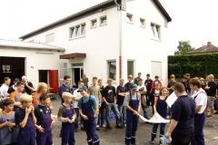 Sportliche Begegnung des Bezirk I am 06.09.2008 in Sickenhofen